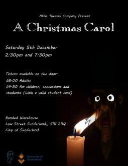 A Christmas Carol - December 2015