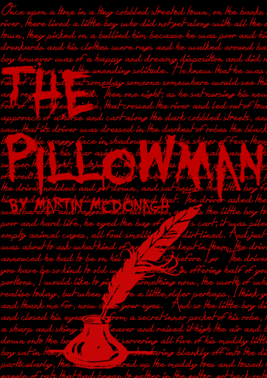 The Pillowman - March 2016