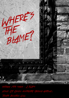 Where's the blame? - March 2016